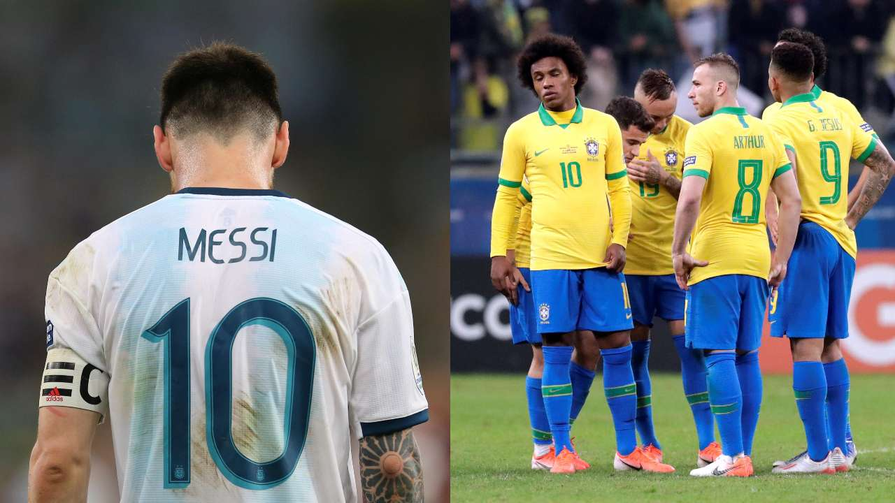 Sold out το Βραζιλία - Αργεντινή