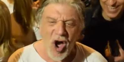 Τα ξέφρενα πανηγύρια στη Νέα Φιλαδέλφεια για την εκλογή Βούρου (VIDEO)