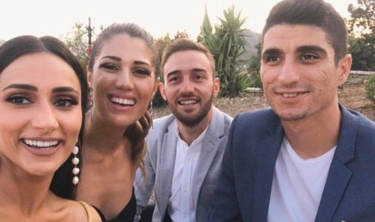 Στον γάμο του Καπίνο ο Μάνταλος (ΦΩΤΟ)