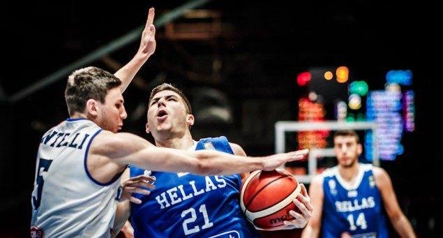 Με Μωραΐτη η προετοιμασία της Εθνική Νέων Ανδρών για το Eurobasket U20
