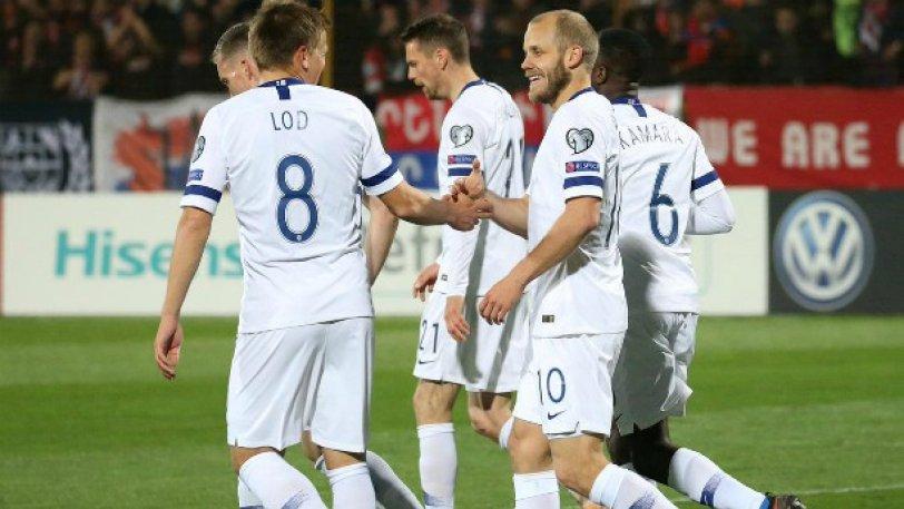 Έπιασε κορυφή η Φινλανδία με 2-0 επί της Βοσνίας