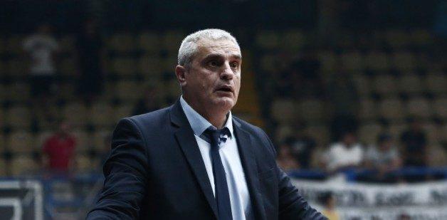Πεδουλάκης: «Συγχαρητήρια στην ΑΕΚ - Το Περιστέρι χτίζει νοοτροπία»