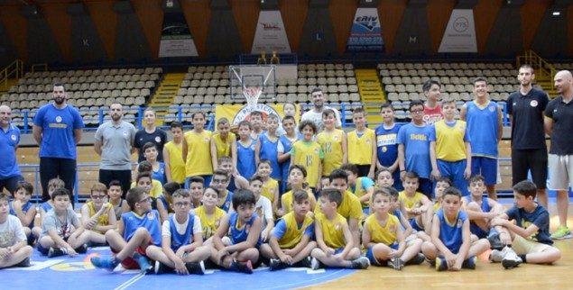 Στο Basketball Summer Camp ο Ξανθόπουλος
