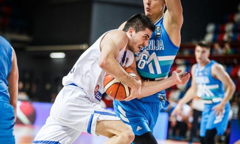 Νίκη κόντρα στη Σλοβενία για την Εθνική Νέων, θετικός ο Μωραΐτης