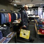 Εικόνες από την επίσκεψη του Μιγκέλ Καρντόσο στο κατάστημα της Prince Oliver