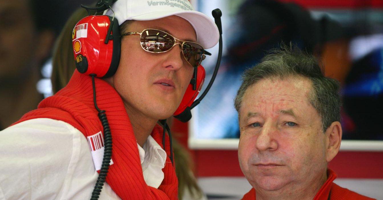 Τοντ: «Δεν το βάζει κάτω ο Σουμάχερ - Βλέπουμε μαζί και Formula 1»