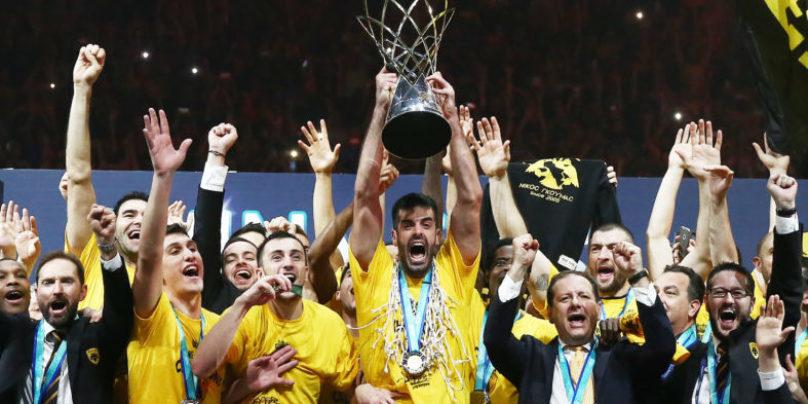 Η κλήρωση της ΑΕΚ στο Basketball Champions League! (LIVE ΕΙΚΟΝΑ)