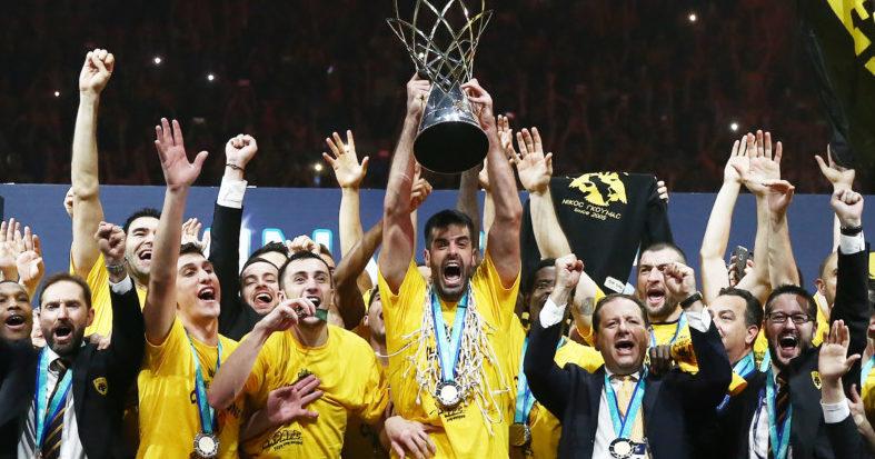 Στους ισχυρούς του Basketball Champions League η ΑΕΚ!