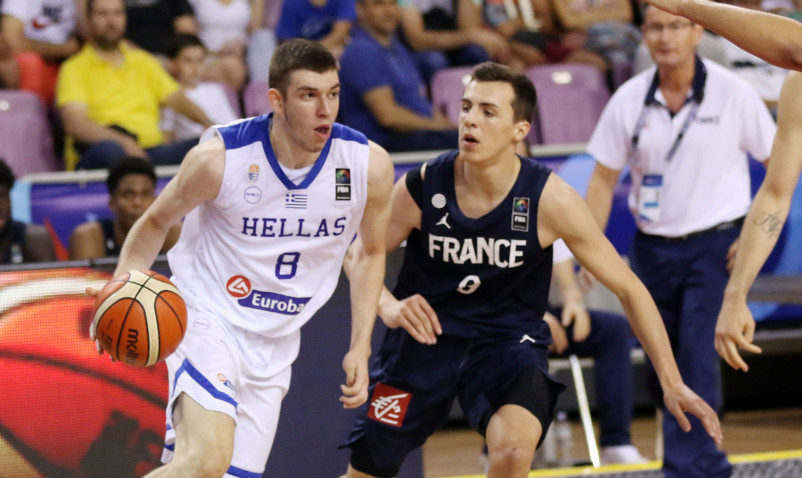 «Βαριά» ήττα-αποκλεισμός για την Εθνική Ελλάδος από τη Γαλλία