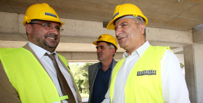 Αλεξίου: «Θα βοηθήσει πολύ η νέα Περιφέρεια» (VIDEO)