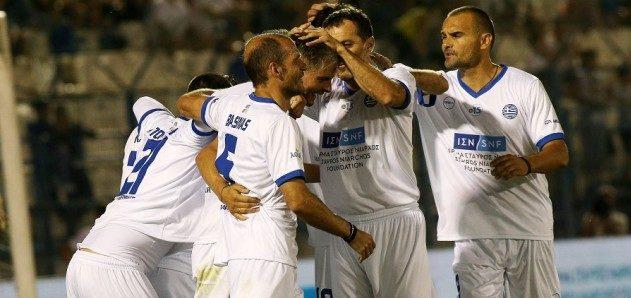 Η Ελλάδα του 2004 δεν χάνει ούτε σε φιλικά από τους Πορτογάλους!
