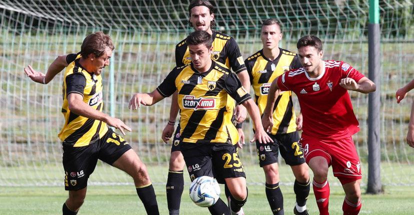 Γκόρνικ Ζάμπρζε-ΑΕΚ 0-1 (ΤΕΛΙΚΟ)