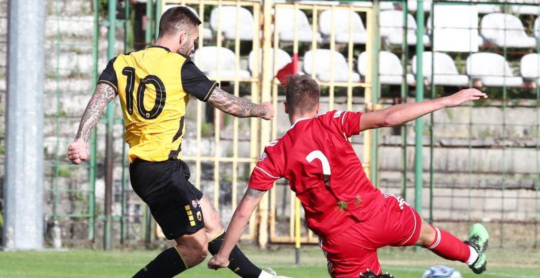Το γκολ του Λιβάγια στο φιλικό της ΑΕΚ (VIDEO)