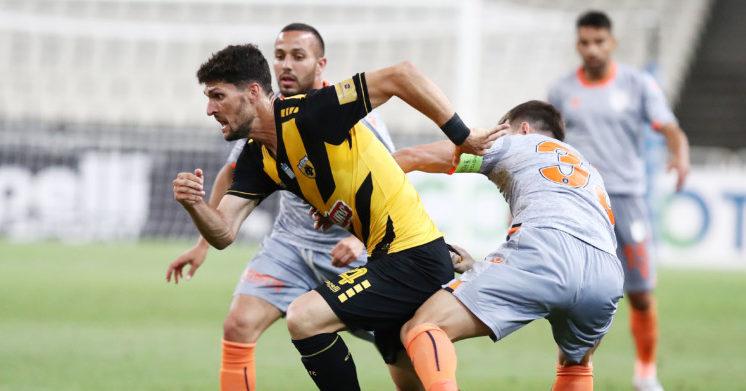 Φάσεις από το ΑΕΚ - Μπασακσεχίρ 0-0 (VIDEO)