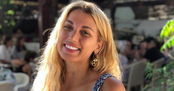 Η Κωνσταντίνα Σπυροπούλου προκαλεί... εγκεφαλικά με το ολόσωμο μαγιό της! (ΦΩΤΟ)