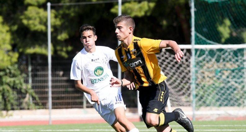 Στην Εθνική ομάδα U18 της Αλβανίας ο Γκέγκα της ΑΕΚ (ΦΩΤΟ)