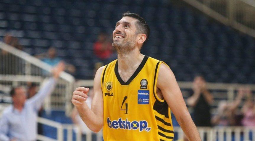 Μόνο σεβασμός: Τέλος από την ΑΕΚ ο Ξανθόπουλος!