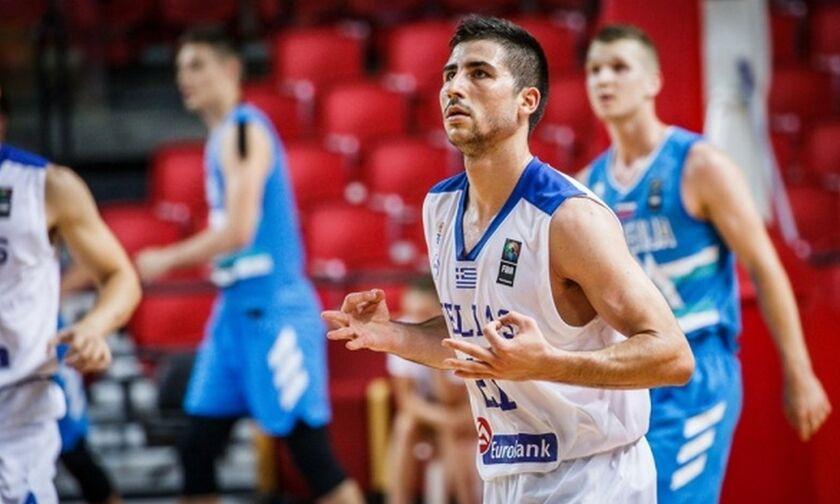 Η Εθνική Νέων αντιμετωπίζει σήμερα την Σερβία για την 9η θέση του EuroBasket U20