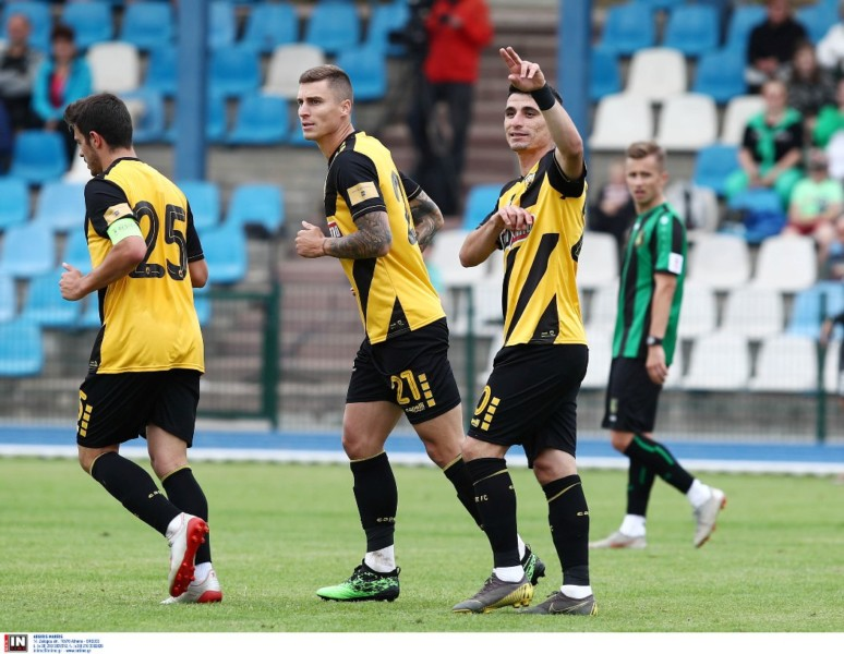 Ολο το…ζουμί ο Γαλανόπουλος, 1-1 η ΑΕΚ με τη Σταλ