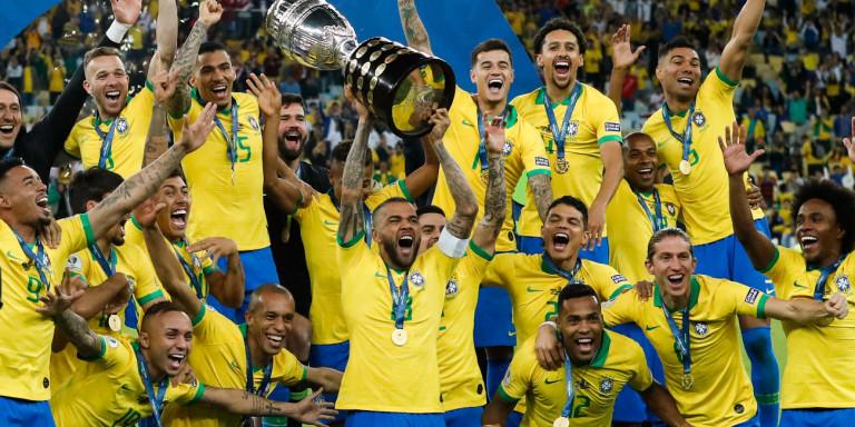 Κόπα Αμέρικα: Το σήκωσε η Βραζιλία, κέρδισε 3-1 το Περού στο Μαρακανά