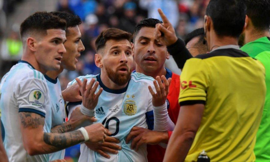 «Καμπάνα» τριών μηνών για τον Μέσι από την CONMEBOL