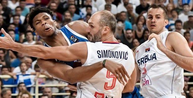 Πάλεψε, αλλά λύγισε από τη Σερβία η Εθνική μας!