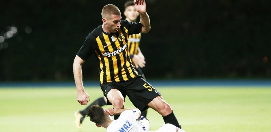 Τζανετόπουλος: «Το πρωτάθλημα ήταν η μεγαλύτερη ανταμοιβή για τα δύσκολα χρόνια που πέρασε η ΑΕΚ»