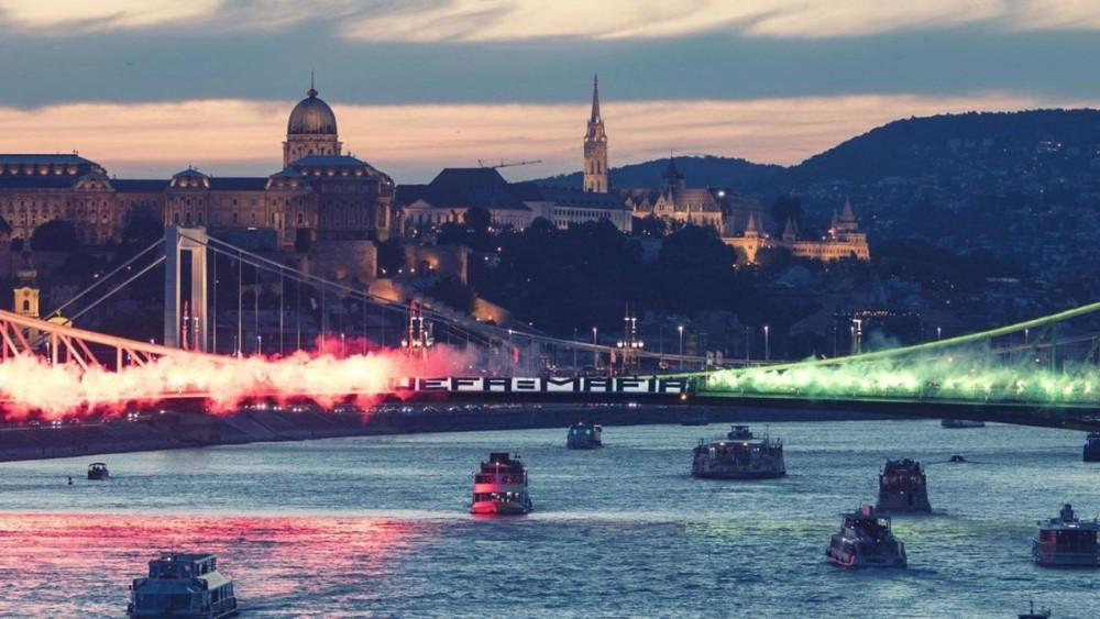 Πανό «UEFA-MAFIA» από οπαδούς της Χόνβεντ