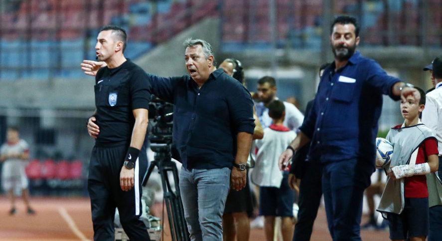 Ζαμάνης σε διαιτητή Ζαχαριάδη: «Βάλε μπλούζα του ΠΑΟΚ»