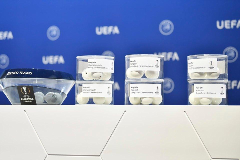 LIVE η κλήρωση της ΑΕΚ για τα playoffs του Europa League