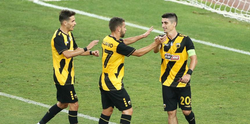 Τα highlights του ΑΕΚ - Κραϊόβα 1-1 (VIDEO)