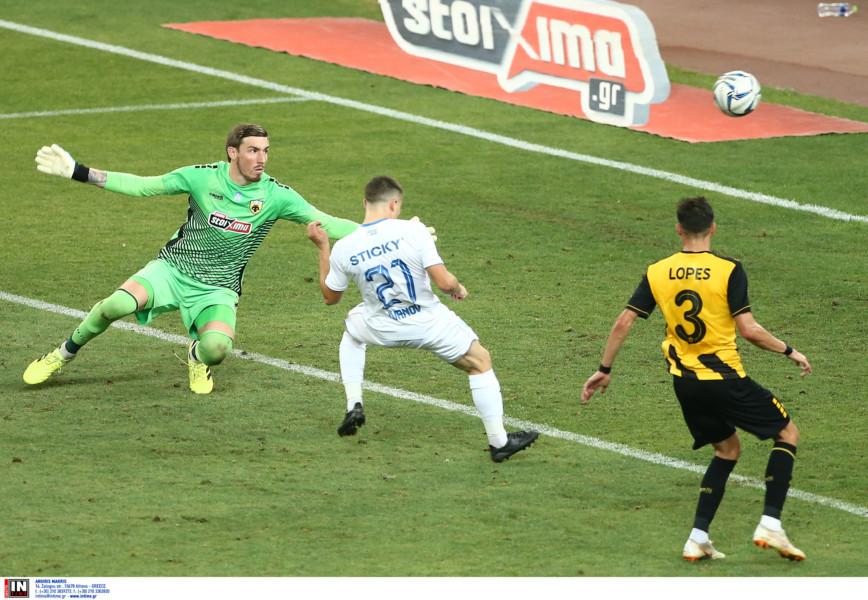 Τα λάθη της ΑΕΚ στο ματς με την Κραϊόβα (VIDEO)
