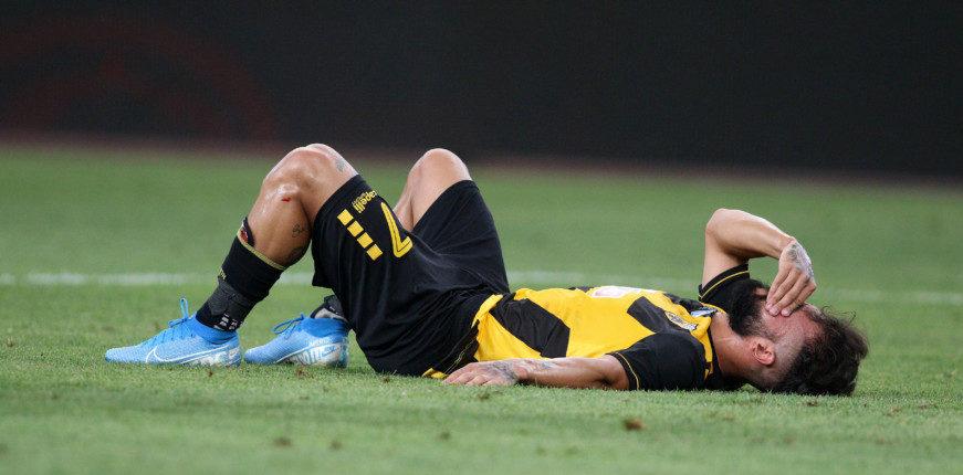 Ξέσπασε σε κλάματα ο Βέρντε μετά το τέλος του ματς!