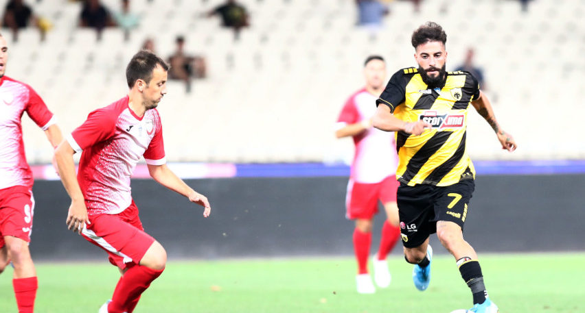 AEK-Ξάνθη 1-2 (LIVE σχολιασμός Enwsi.gr)