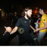 Αποθέωση για την ΑΕΚ στην Τρίπολη! (ΦΩΤΟ)