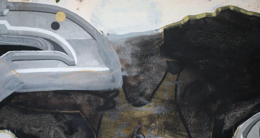 Εξαφανίστηκε τελείως το γκράφιτι του Νίκου Γκάλη (ΦΩΤΟ)