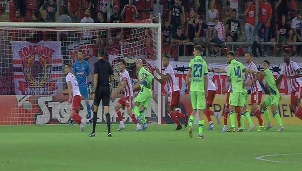 VAR: Vaggelis Assistant Referee
