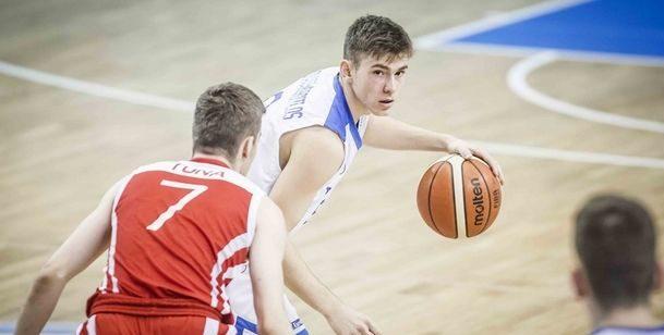 Την έκτη θέση κατέκτησε η Εθνική Παίδων στο EuroBasket U16