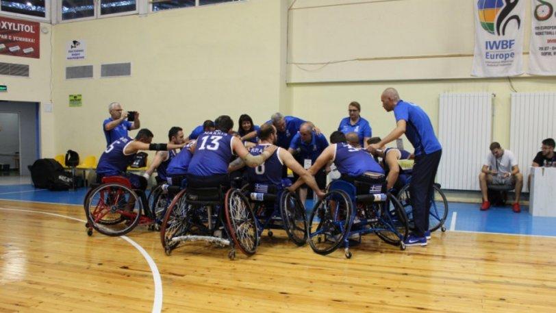 Συγχαρητήρια της ΚΑΕ ΑΕΚ στην Εθνική μπάσκετ με Αμαξίδιο (ΦΩΤΟ)