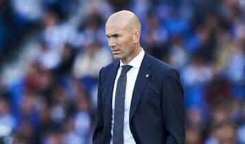 Δυσαρέσκεια στη Ρεάλ Μαδρίτης για τον Ζιντάν