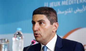 Αρχίζει τις συναντήσεις με ΠΑΕ για τη βία ο Αυγενάκης