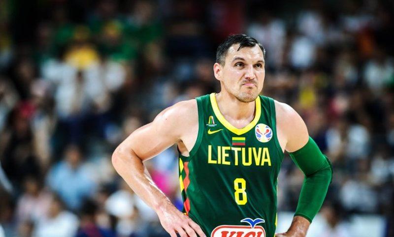 Θετικός ο Ματσιούλις-Καταιγιστική η Λιθουανία