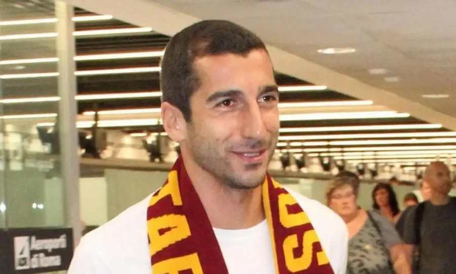 Τότι: «Οι οπαδοί της Ρόμα θα εκτιμήσουν τον Μκιταριάν»