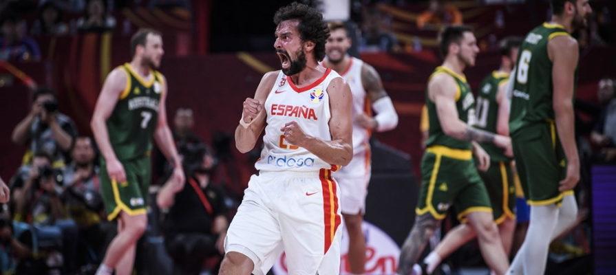 Moυντομπάσκετ 2019: Η Ισπανία λύγισε την Αυστραλία στην 2η παράταση και πάει για το χρυσό!