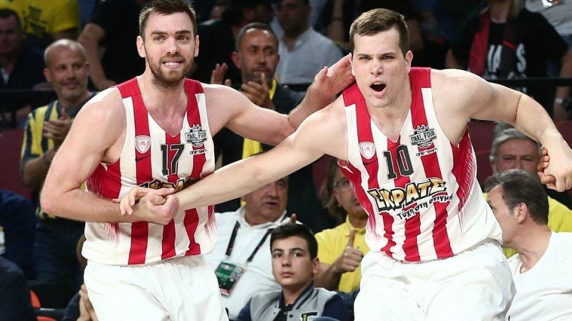 Μάντζαρης και Αγραβάνης στους καλύτερους νεοφερμένους του Eurocup