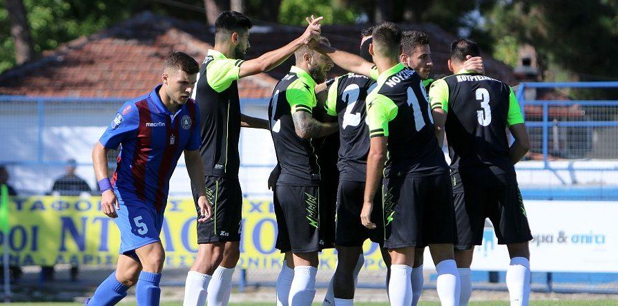 Super League 2: Νίκη στην πρεμιέρα για Απόλλωνα Λάρισας