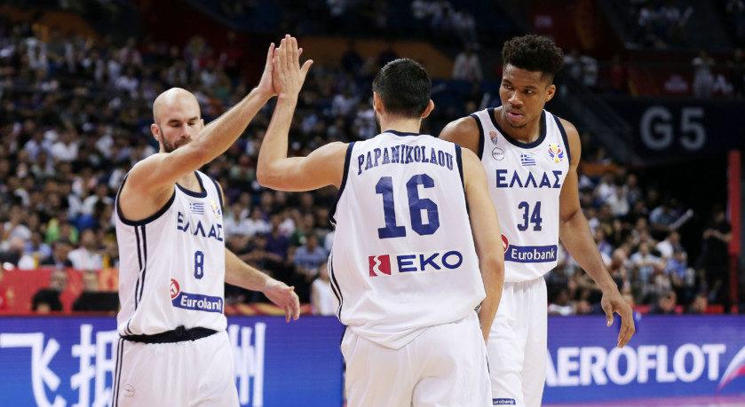 Στους «16» του Μουντομπάσκετ η Ελλάδα με 100αρα και προβληματική εικόνα!
