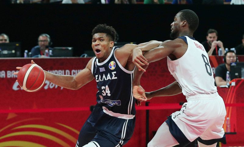 Ο Γιάννης δεν έφτανε με τις ΗΠΑ, τελικός με Τσεχία για την Ελλάδα