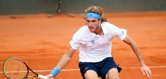 Davis Cup: Tσιτσιπάς από ατσάλι, «καθάρισε» εύκολα τον Χουρκάτς