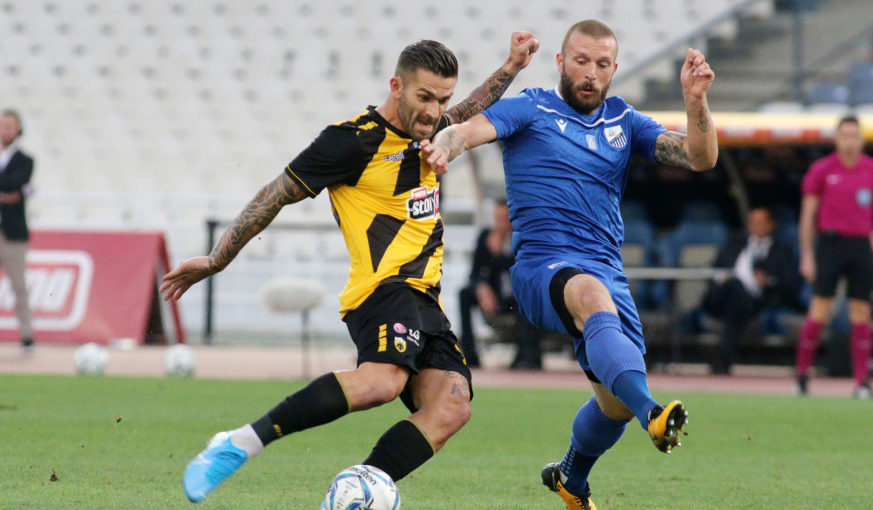 AEK - Λαμία 2-0 (ΤΕΛΙΚΟ)